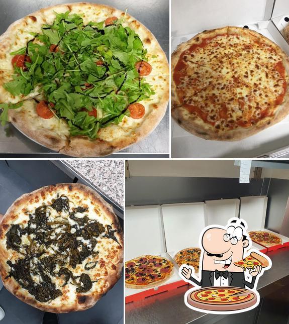 Probiert eine Pizza bei Pizzeria Sofia