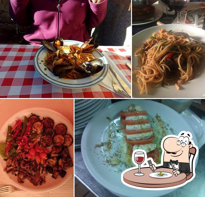 Comida en 081 Napoli