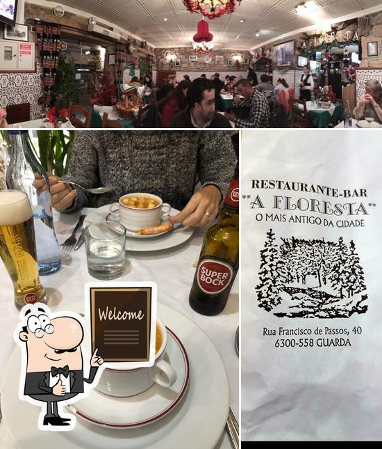 Look at this picture of Restaurante A Floresta