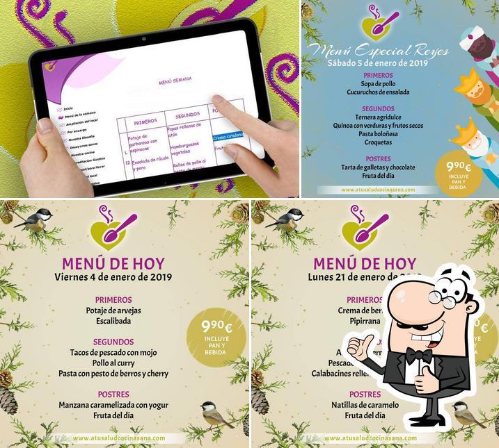 Фотография A Tu Salud cocina sana