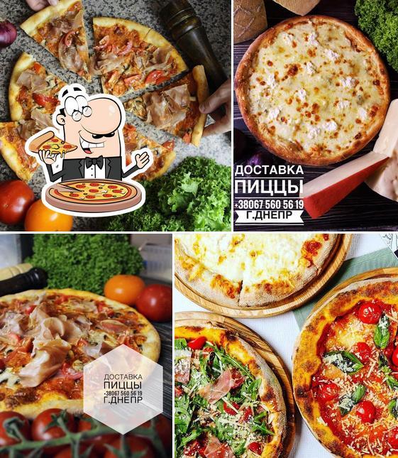 Essayez des pizzas à Abajour