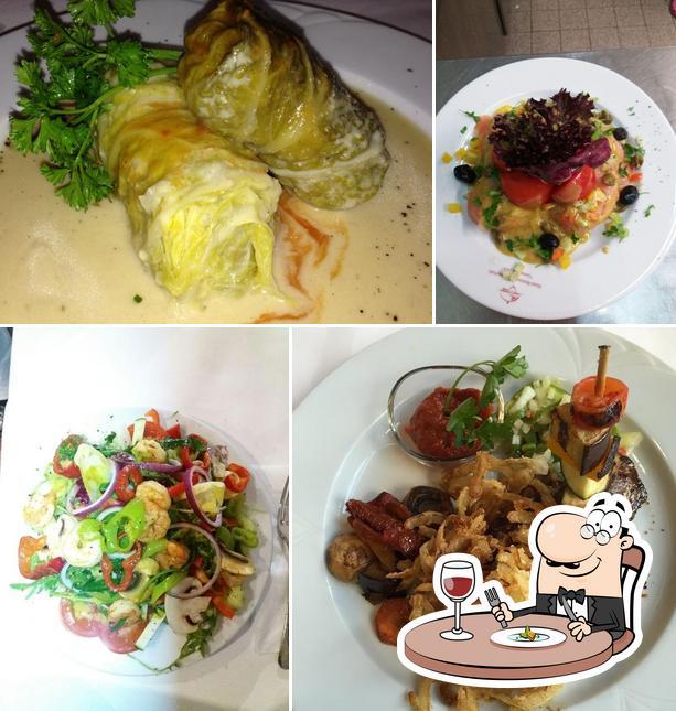 Essen im Alt-Syburg