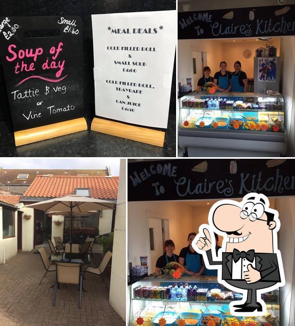 Claire S Kitchen 35 High Street In Eyemouth Restaurant Reviews