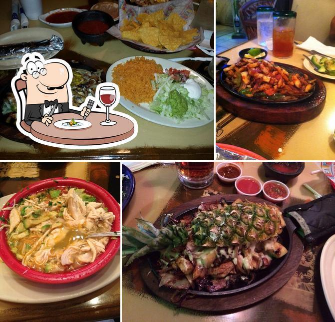 Food at El Paso Mexican