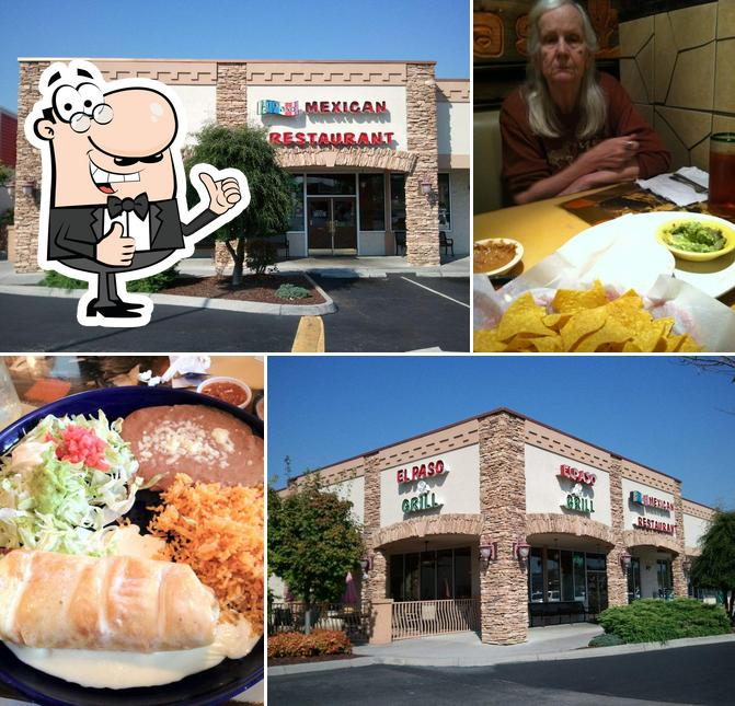 Here's a pic of El Paso Mexican