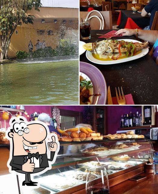 """Взгляните на фото ресторана """"El Tejar"""""""