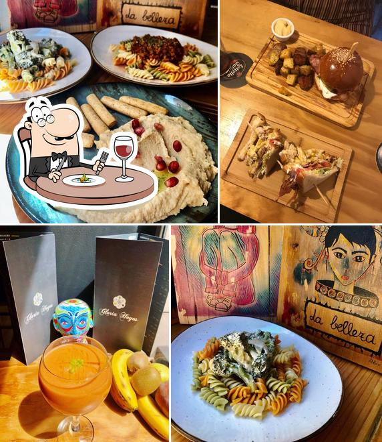 Meals at Gloria Hoyos