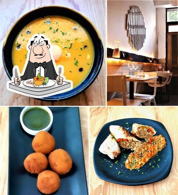 Meals at Restaurant gut