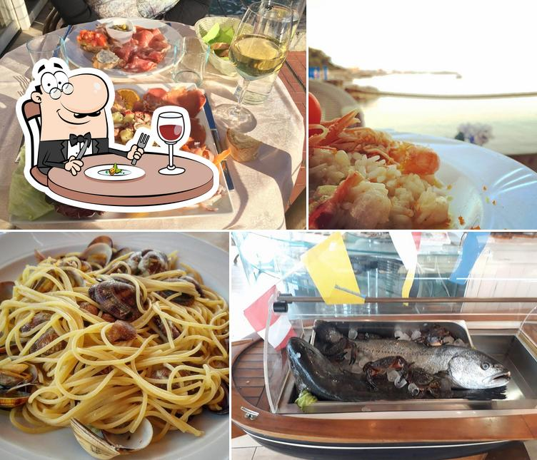 Food at Il Coccodrillo
