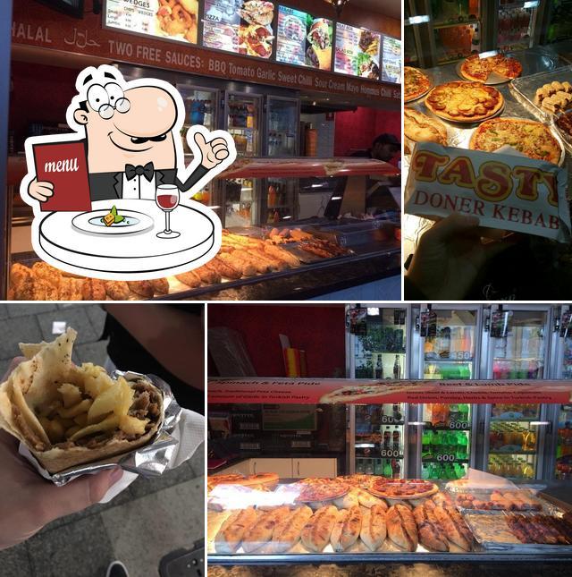 Meals at Ispa Kebabs