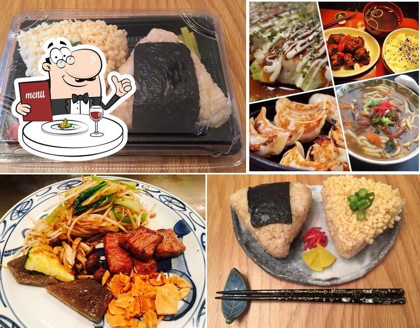 Comida en Maido - Japanese Noodle Bar