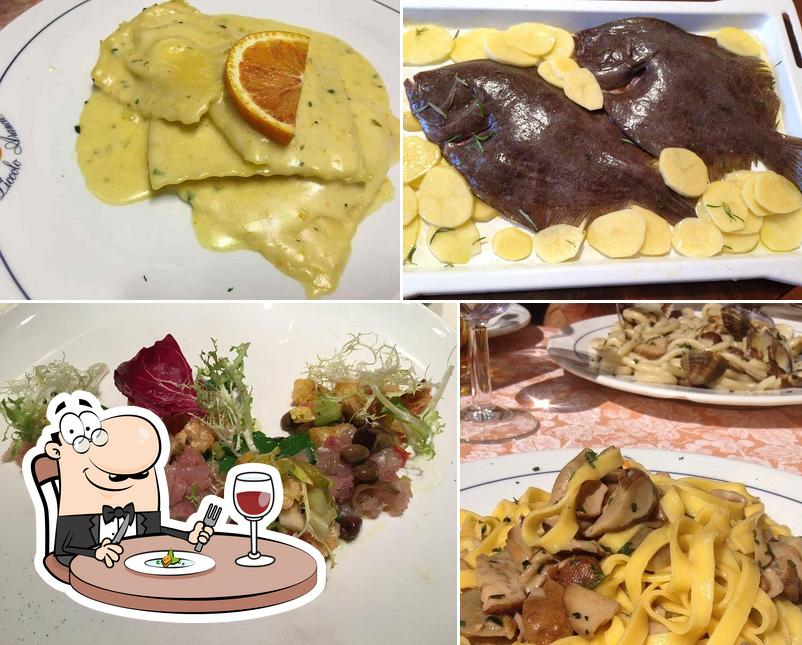 Meals at Piccolo Arancio