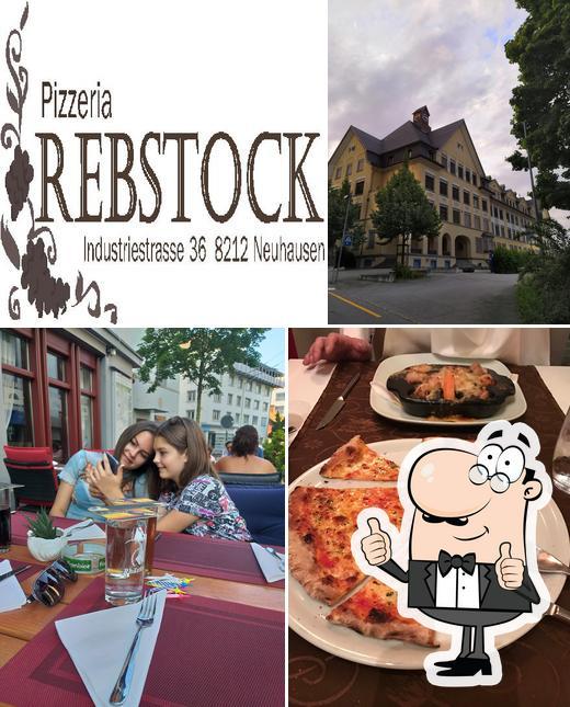 Foto von Pizzeria Rebstock