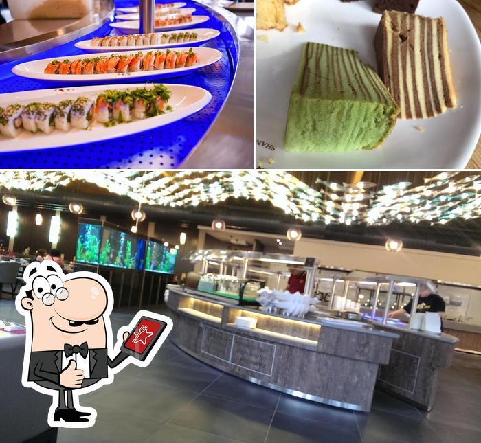 Foto de SHANGRI-LA ASIA FOOD CITY