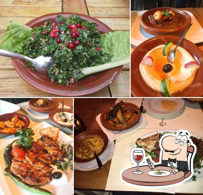Essen im Saytoune