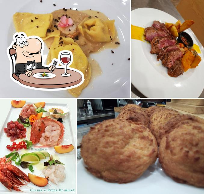 Meals at Simon's Bistrot