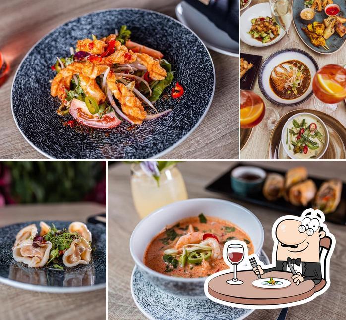 Meals at Sohe
