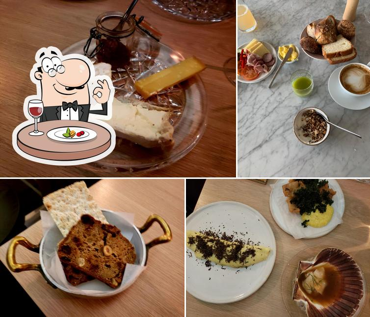 Food at Upper House