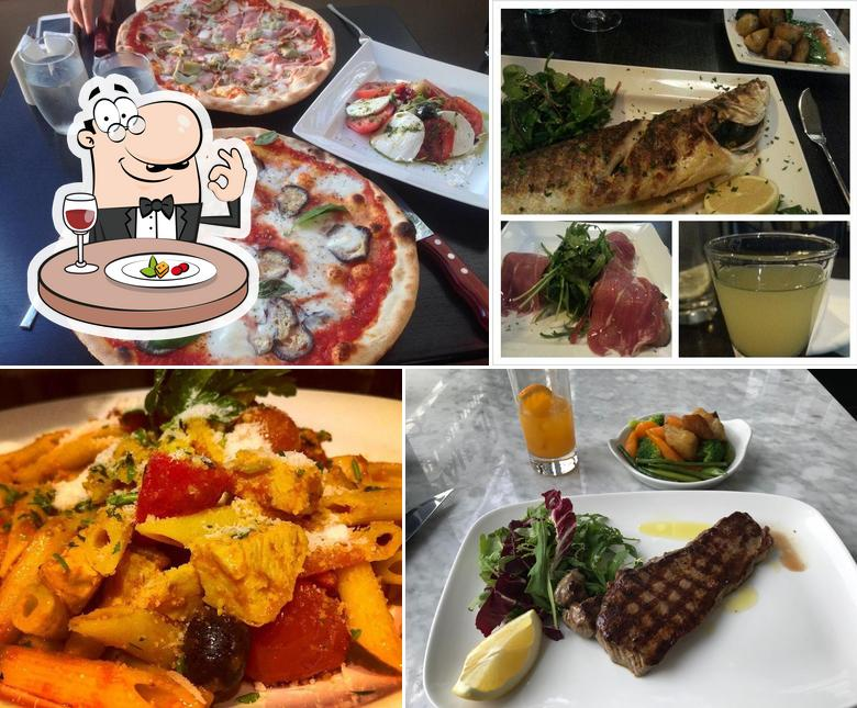 Meals at iL Bianco