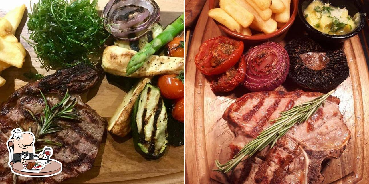 Pick meat meals at Westbourne Grill House