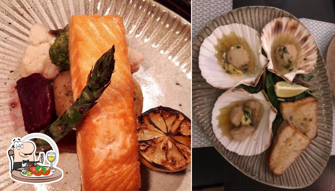 Try out seafood at Westbourne Grill House