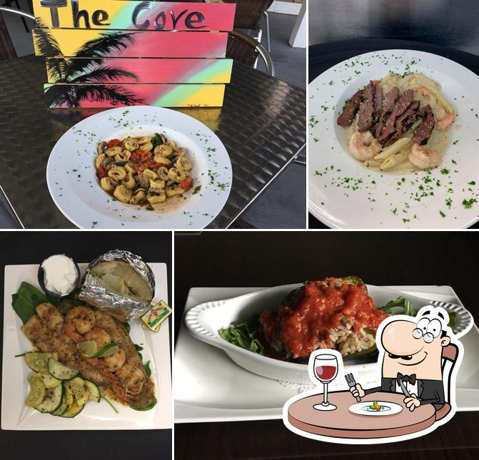 Meals at The Cove Restaurant