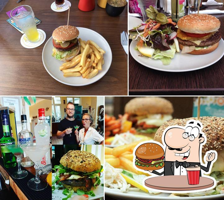 Waikiki Burger's burgers will cater to satisfy a variety of tastes