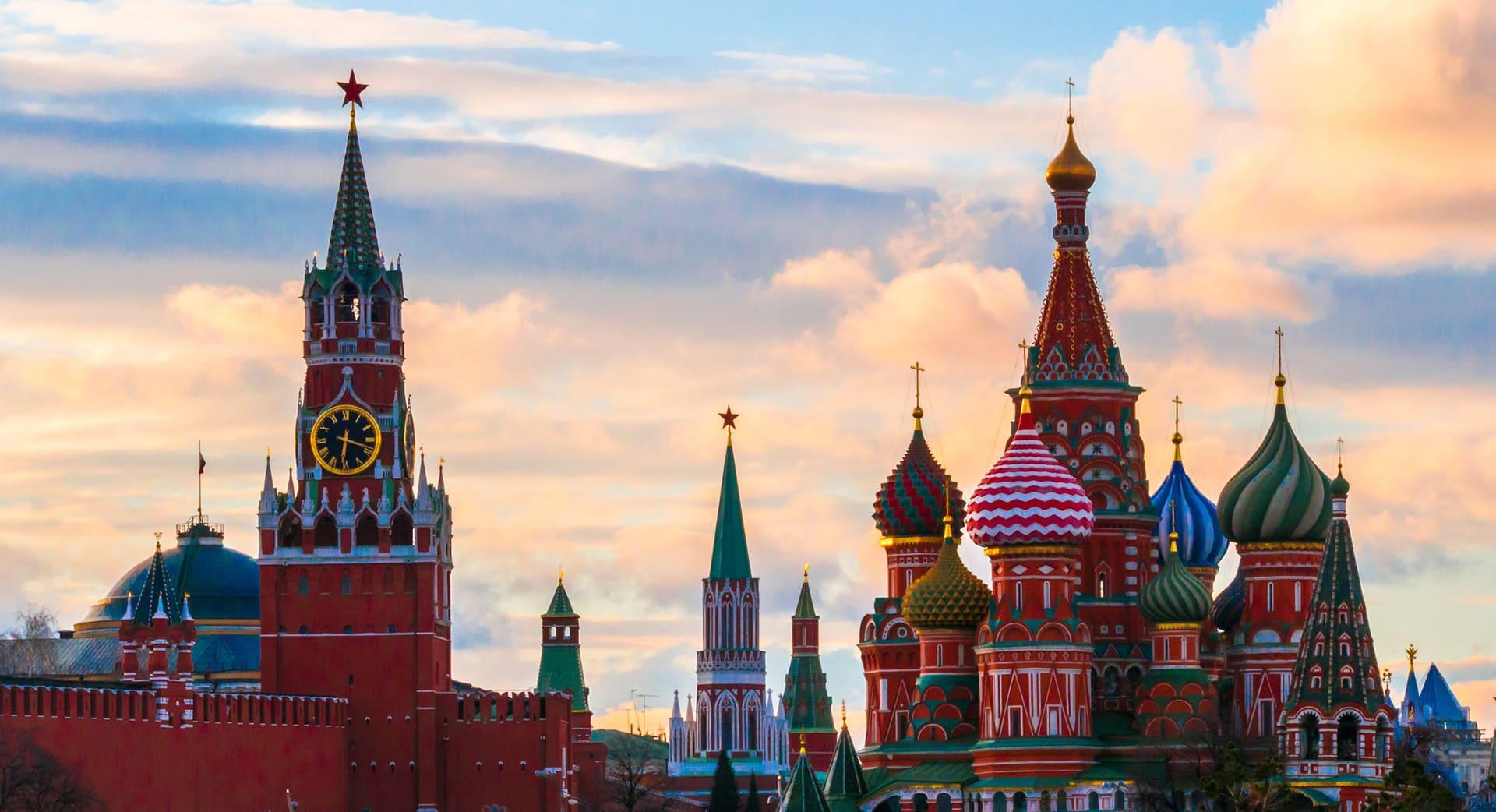 Четыре лучших ресторана Москвы