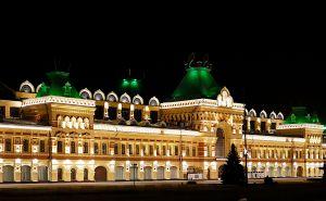 Нижний Новгород - богатырь на страже вкусной еды