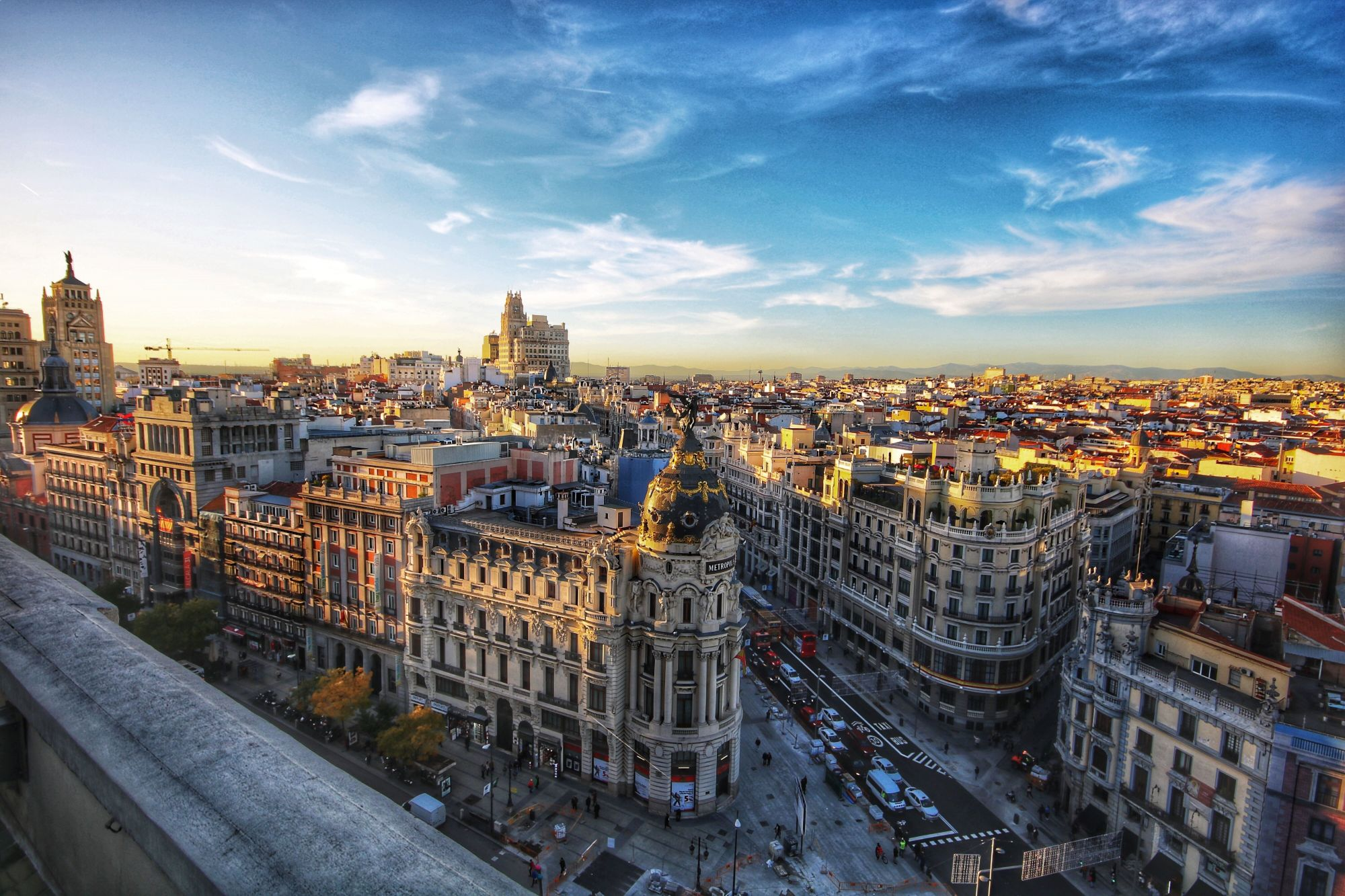 Madrid – the capital of gourmet contrasts