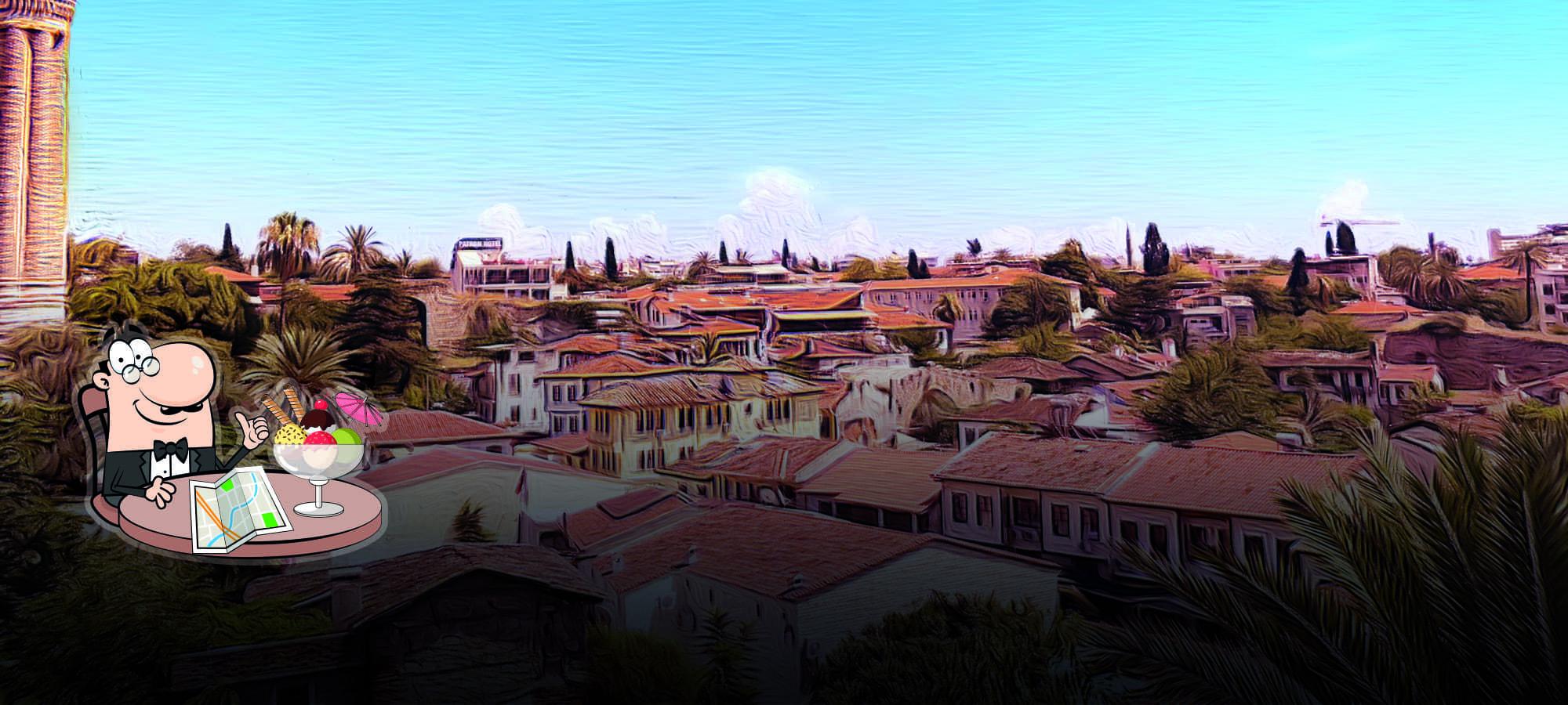Antalya: the province centre