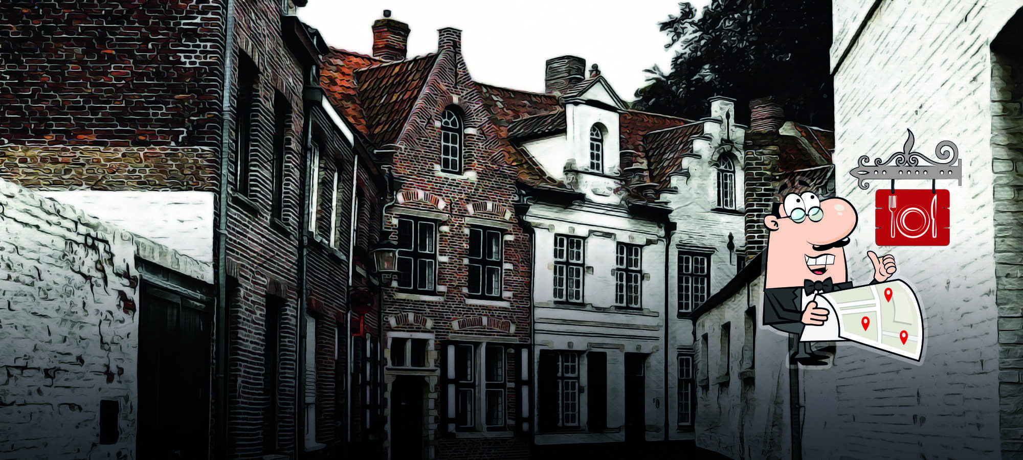 Bruges: the tastes from fairytales