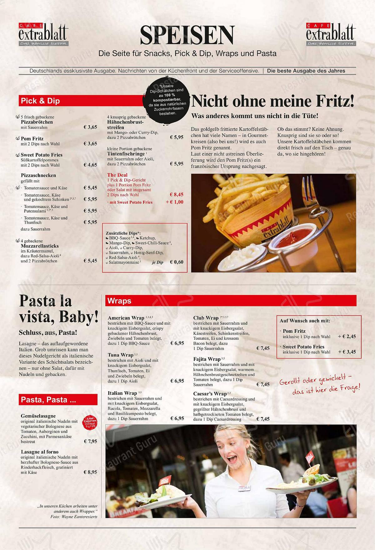 Extrablatt am baldeneysee cafe Ausflugsziel Baldeneysee
