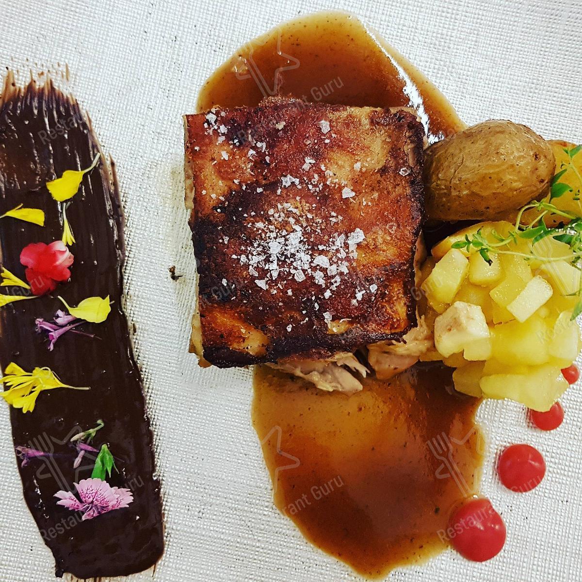 Carta de La Carpinteria gastrobar restaurante - comidas y bebidas