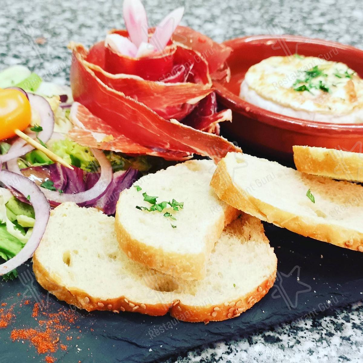 Menu pour La Casa restaurant - repas et boissons
