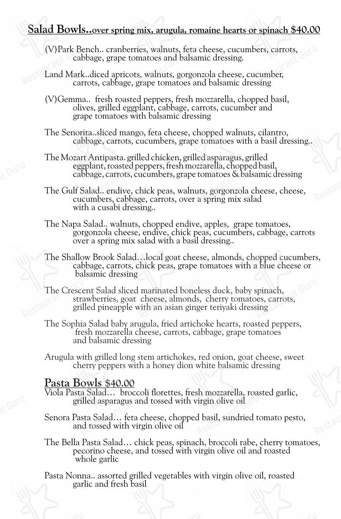 Menu At Farm Country Kitchen Restaurant Riverhead