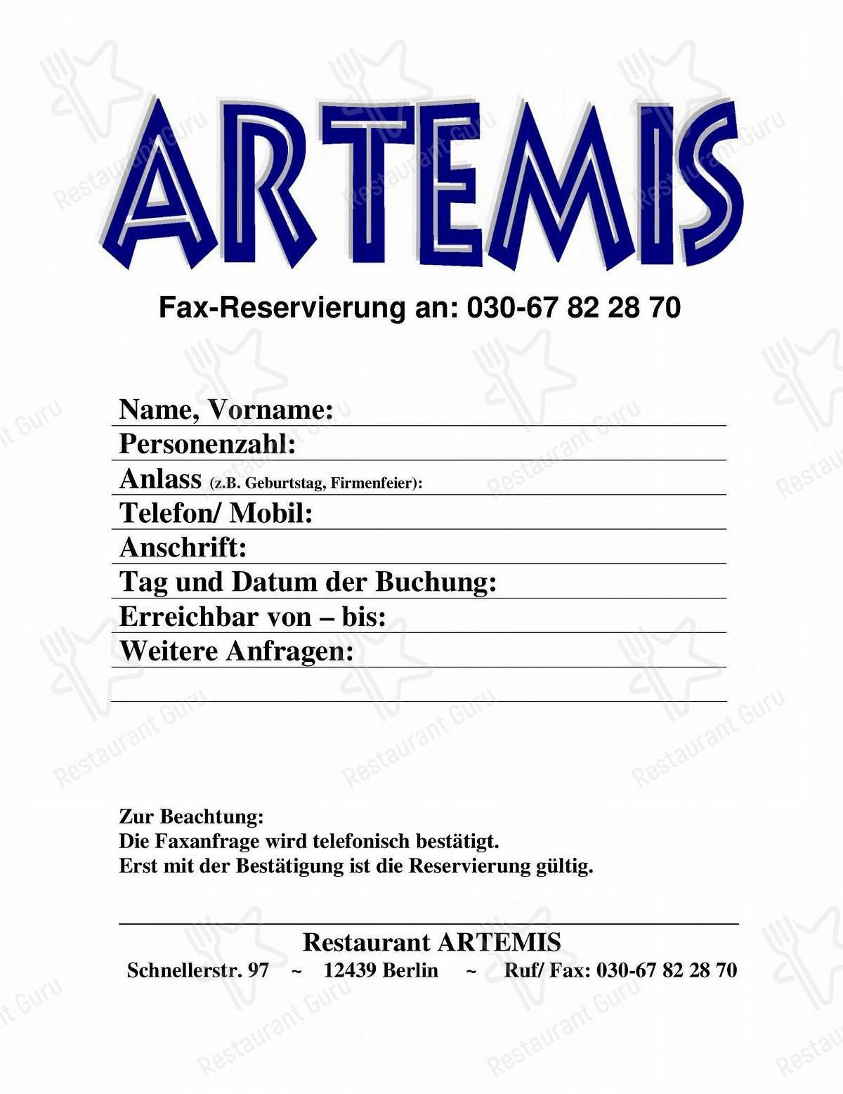Club artemis berlin Artemis (brothel)