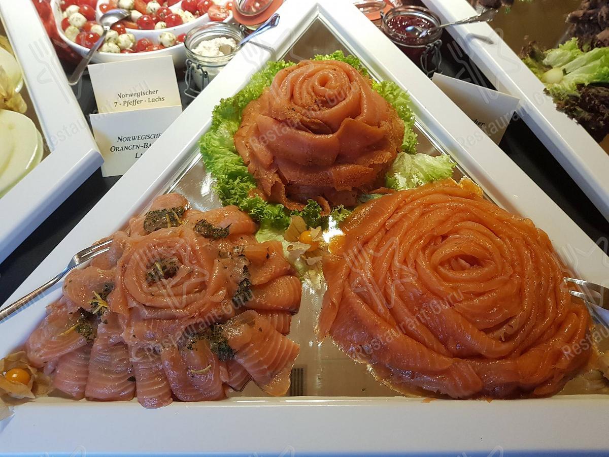 Speisekarte von Gaststätte Maas restaurant