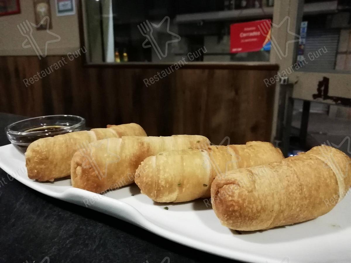 Меню Guacamole's Cornella - еда и напитки