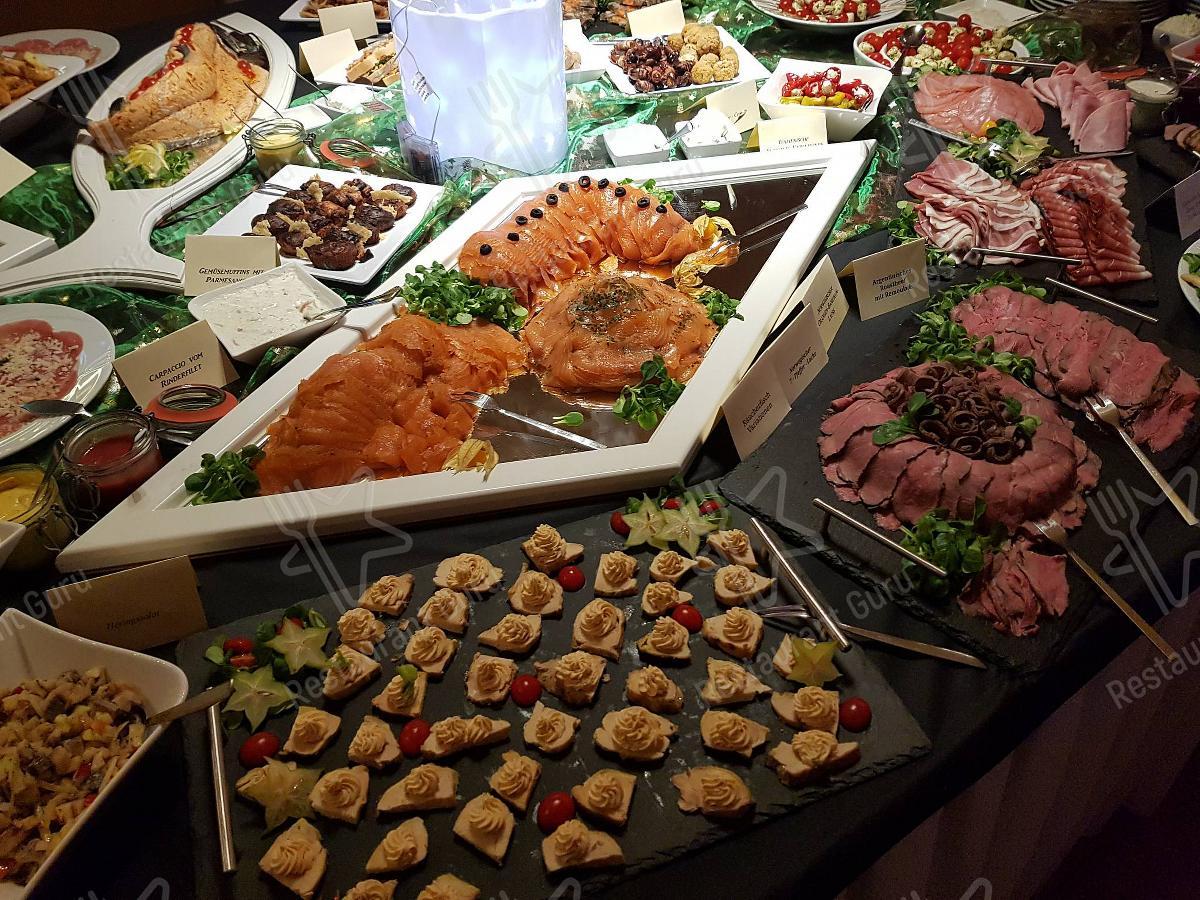Gaststätte Maas Speisekarte - Gerichte und Getränke
