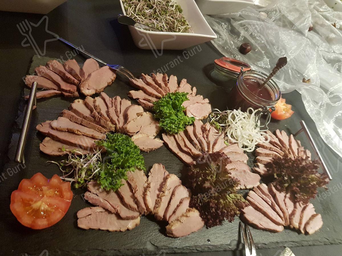 Gaststätte Maas Speisekarte - Essen und Getränke
