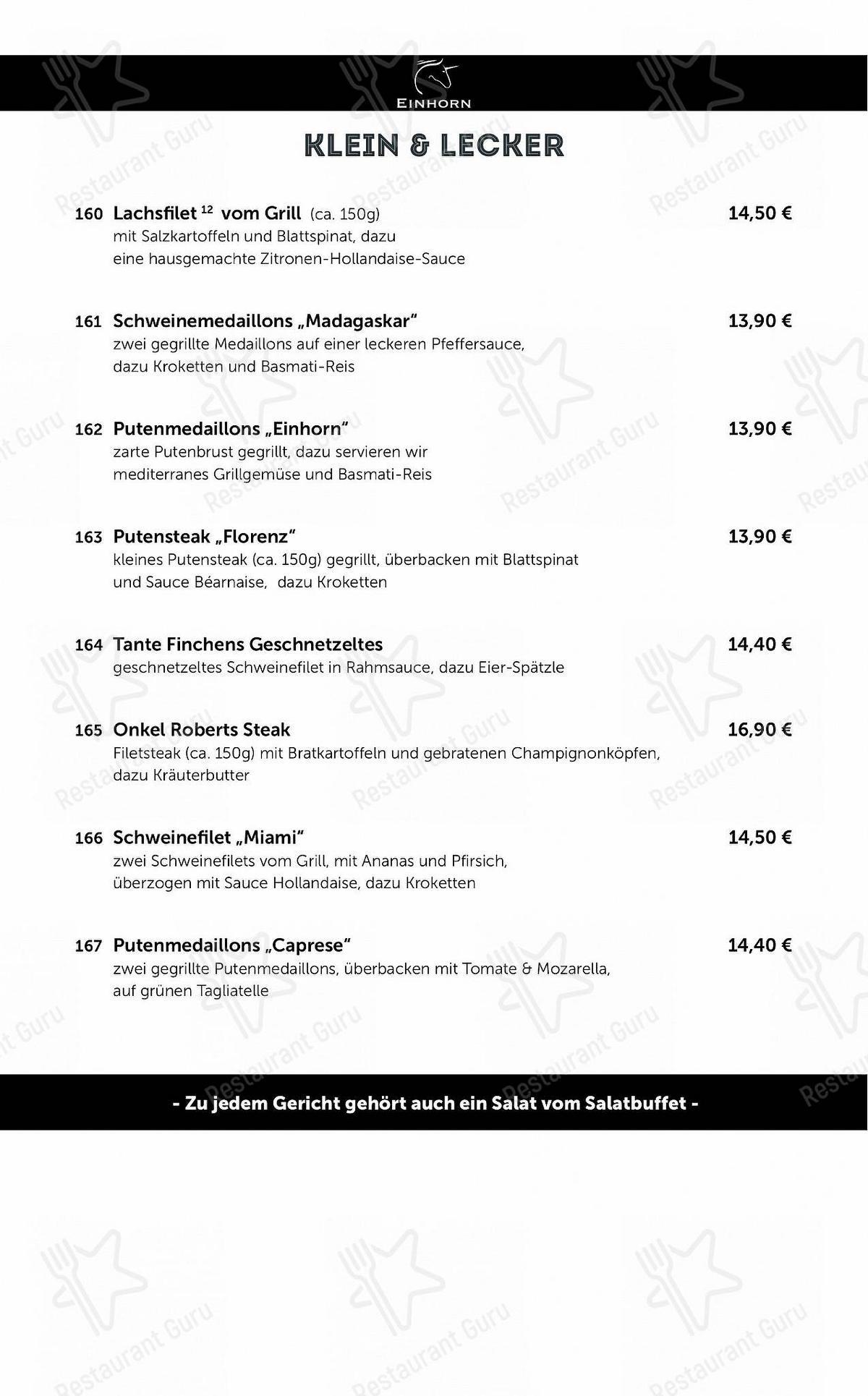 Carta de Einhorn