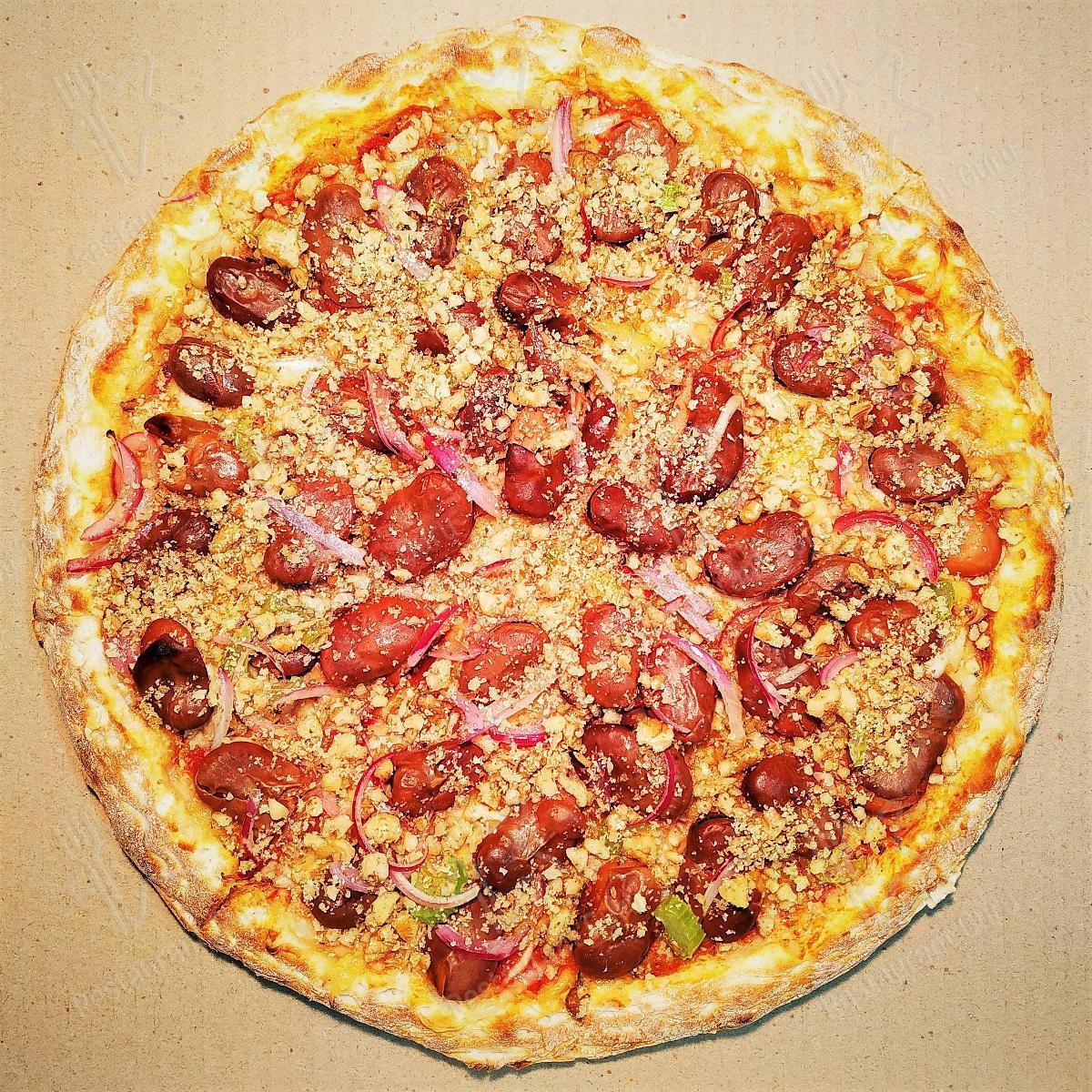 Carta de Slice pizza - platos y bebidas