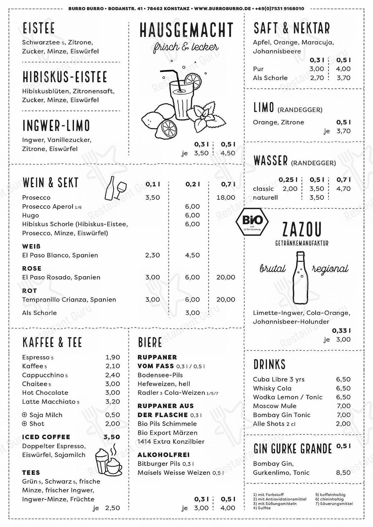 Burro Burro pub & Bar, Konstanz   Restaurantbewertungen