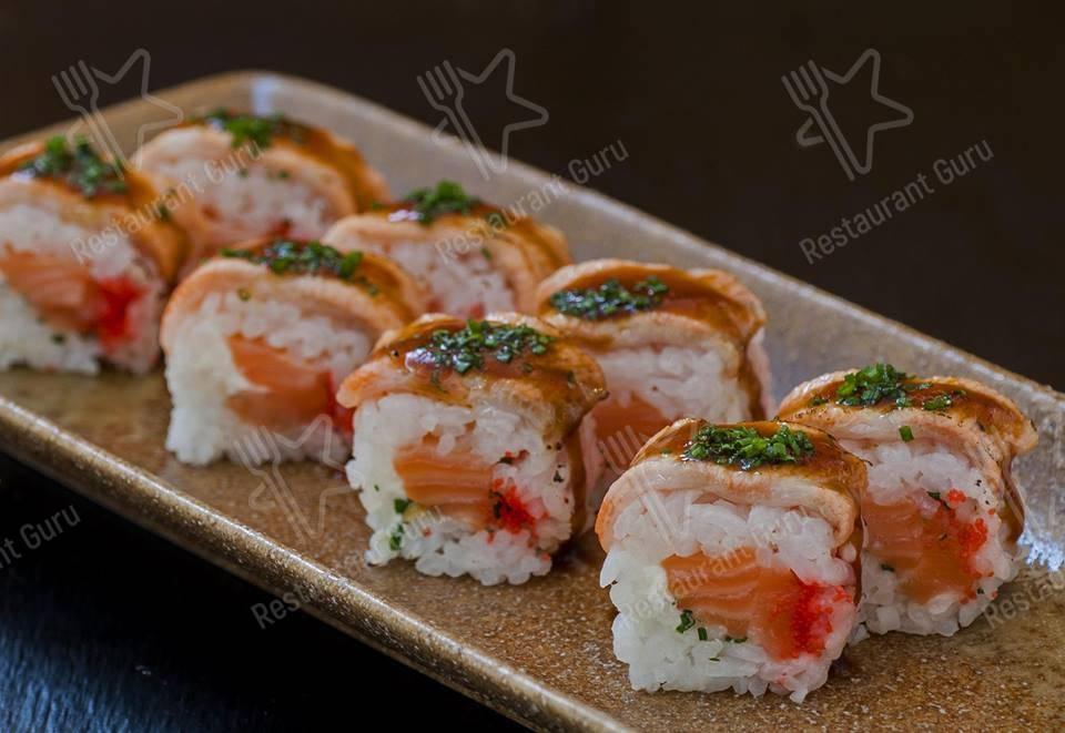 Saikō menu - dishes and beverages