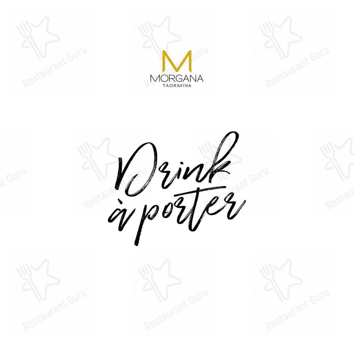 Menu di Morgana - pasti e bevande