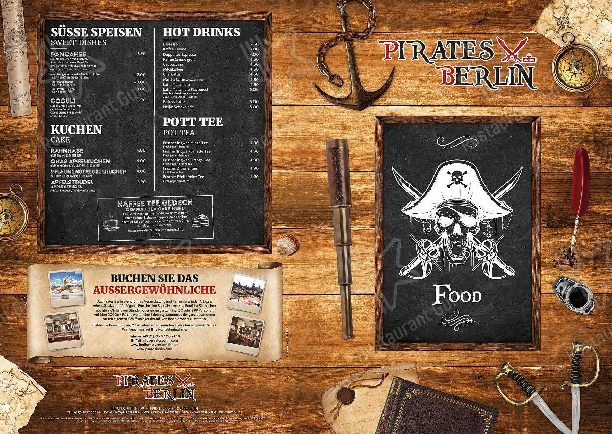 pirates berlin single party bewertung)