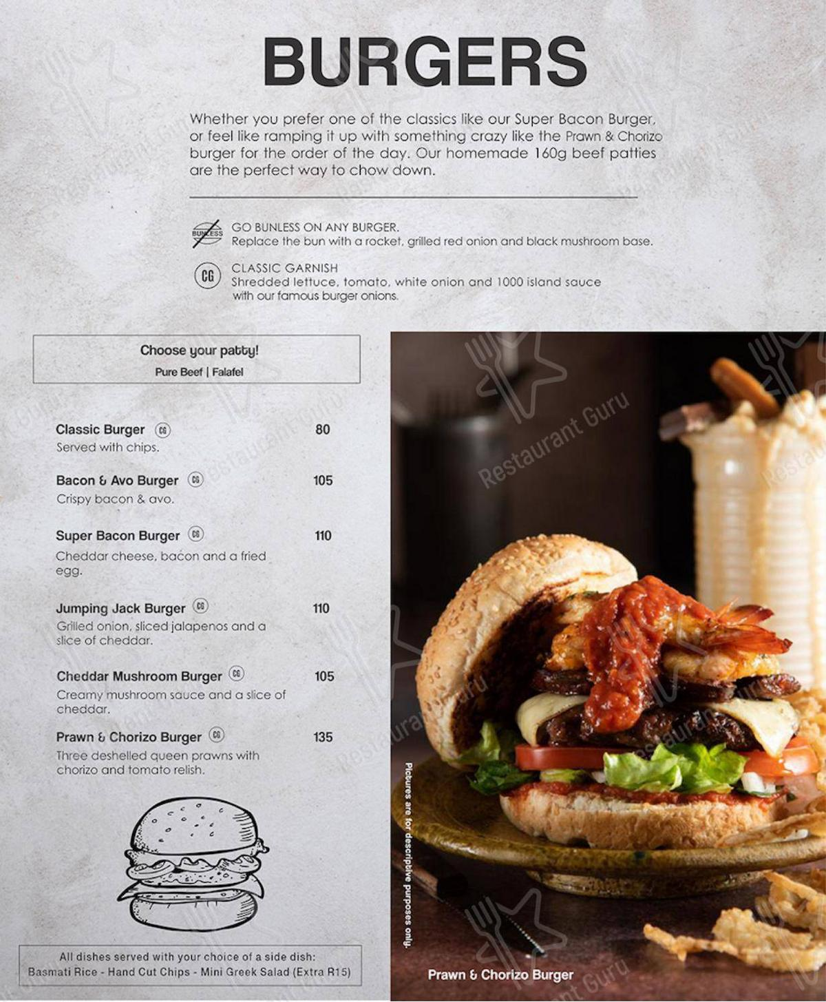 Mike's Kitchen - Delivery Menu