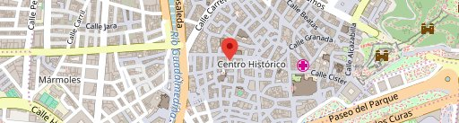 12 pulgadas sound restaurant on map