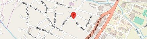185 King Street on map